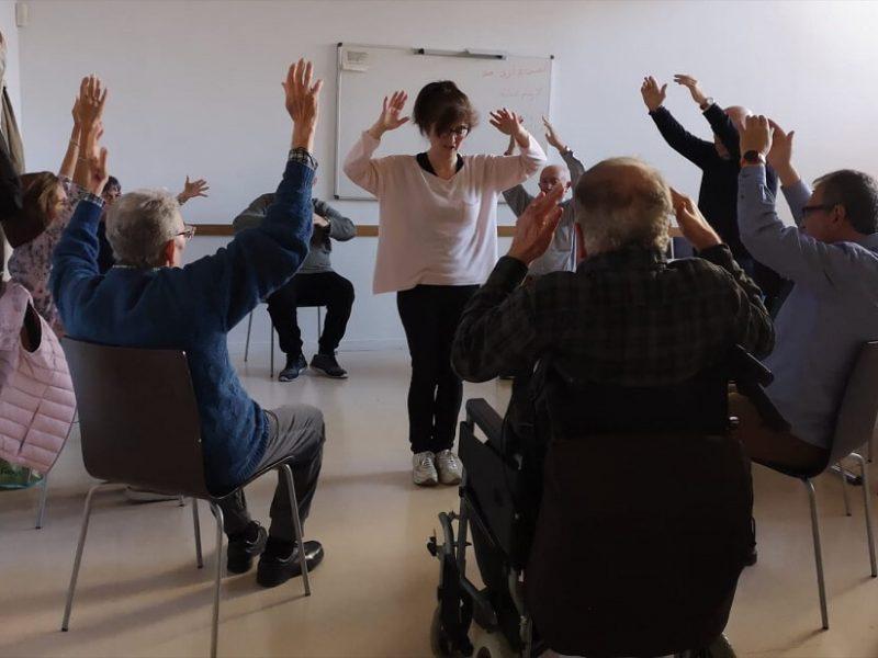 Clases de Psicomotricidad Terapéutica para Parkinson Delegació Garraf