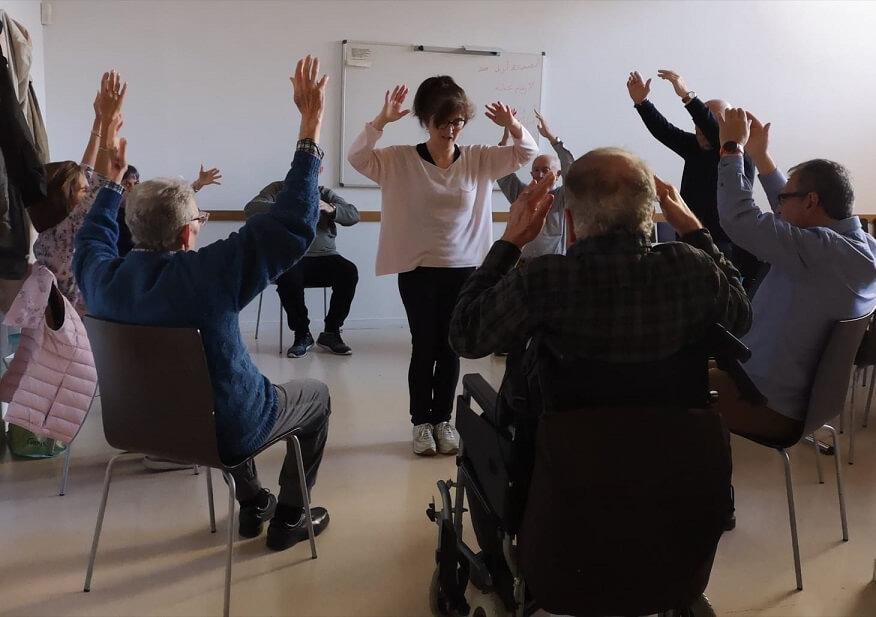 Presenten el projecte 'Ballem tots contra el Parkinson' a un concurs per aconseguir més suport econòmic i millorar la vida diària dels malalts