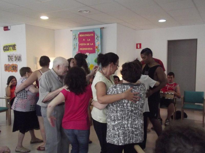Terapia Intergeneracional en el Centre Recreo Vilanova i la Geltru