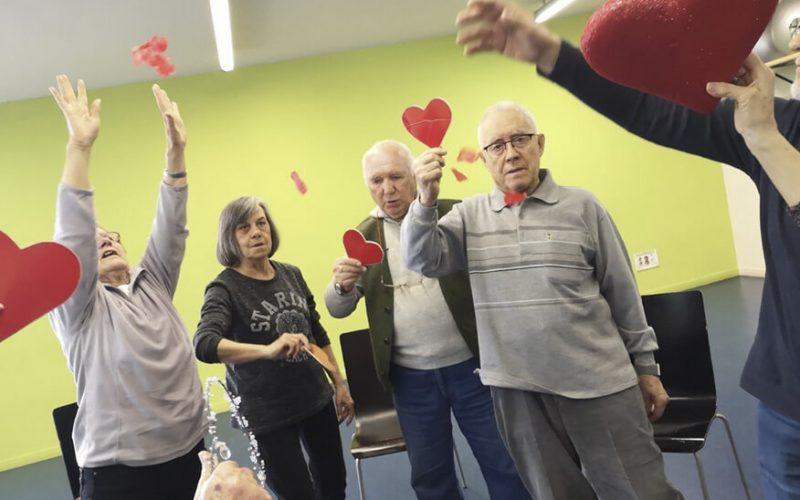 """Programa """"Bailamos todos contra el Parkinson"""" Delegació Garraf"""
