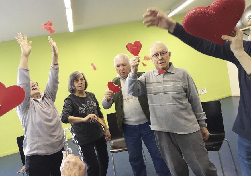 El baile como terapia para  los pacientes con Parkinson